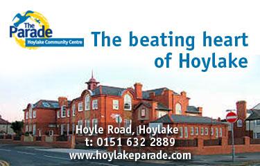 Parade, Hoylake Community Centre
